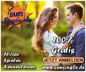 www.SunSingle.de - Flirten - Spielen - Kennenlernen
